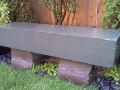 bluestone-bench