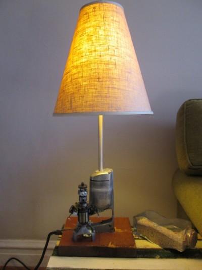 Robot Lamp 2