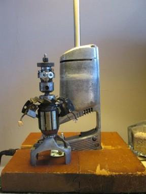 Robot Lamp 3