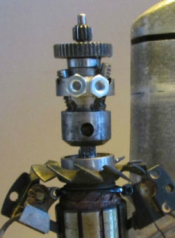 Robot Lamp 5